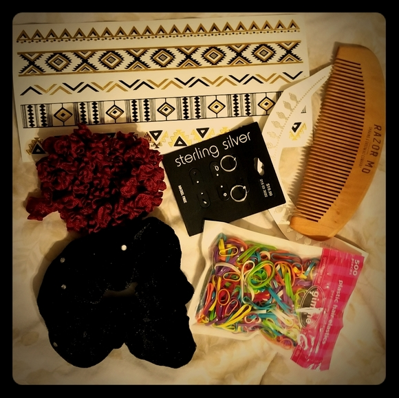 Hair and Ear Accessories Bundle